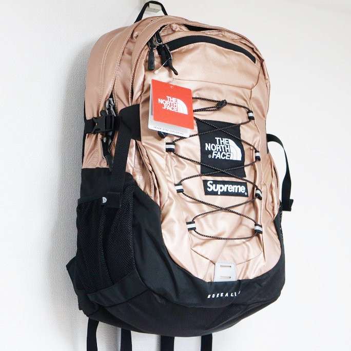 Supreme The North Face Borealis Backpack <img class='new_mark_img2' src='//img.shop-pro.jp/img/new/icons16.gif' style='border:none;display:inline;margin:0px;padding:0px;width:auto;' />