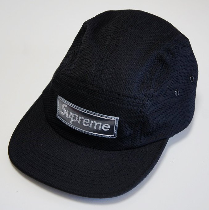 Supreme Nylon Pique Camp Cap<img class='new_mark_img2' src='//img.shop-pro.jp/img/new/icons15.gif' style='border:none;display:inline;margin:0px;padding:0px;width:auto;' />