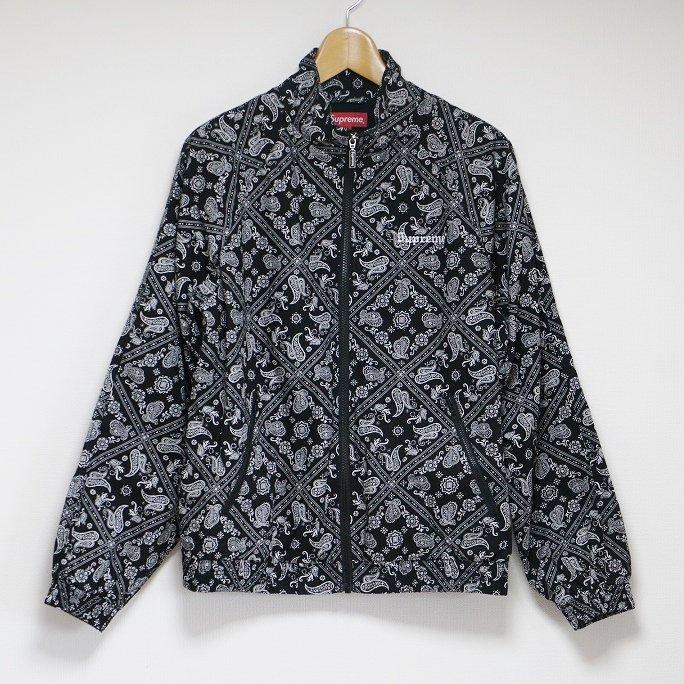 Supreme Bandana Track Jacket