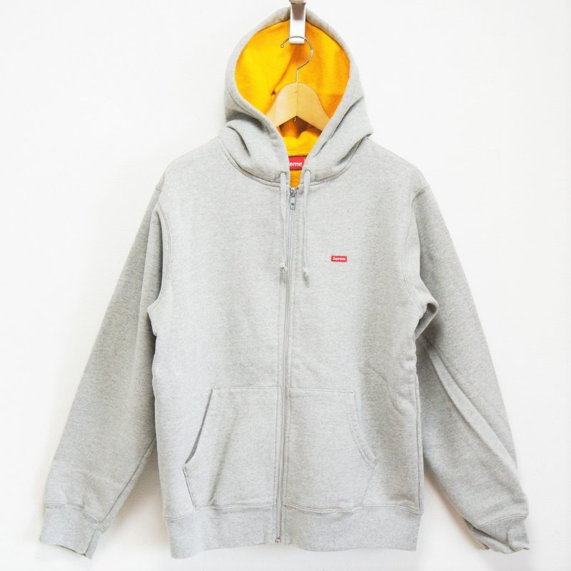 Supreme Contrast Zip Up Hooede Sweatshirt<img class='new_mark_img2' src='//img.shop-pro.jp/img/new/icons15.gif' style='border:none;display:inline;margin:0px;padding:0px;width:auto;' />