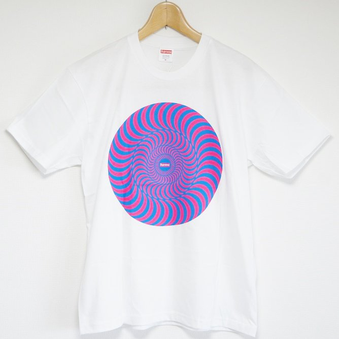 Supreme Spitfire Swirl Tee<img class='new_mark_img2' src='//img.shop-pro.jp/img/new/icons15.gif' style='border:none;display:inline;margin:0px;padding:0px;width:auto;' />
