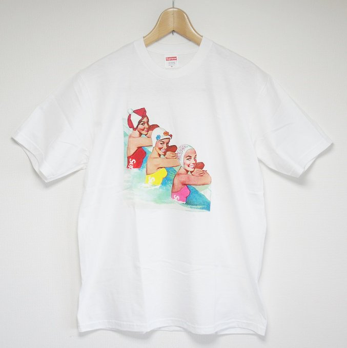 Supreme Swimmers Tee <img class='new_mark_img2' src='//img.shop-pro.jp/img/new/icons47.gif' style='border:none;display:inline;margin:0px;padding:0px;width:auto;' />