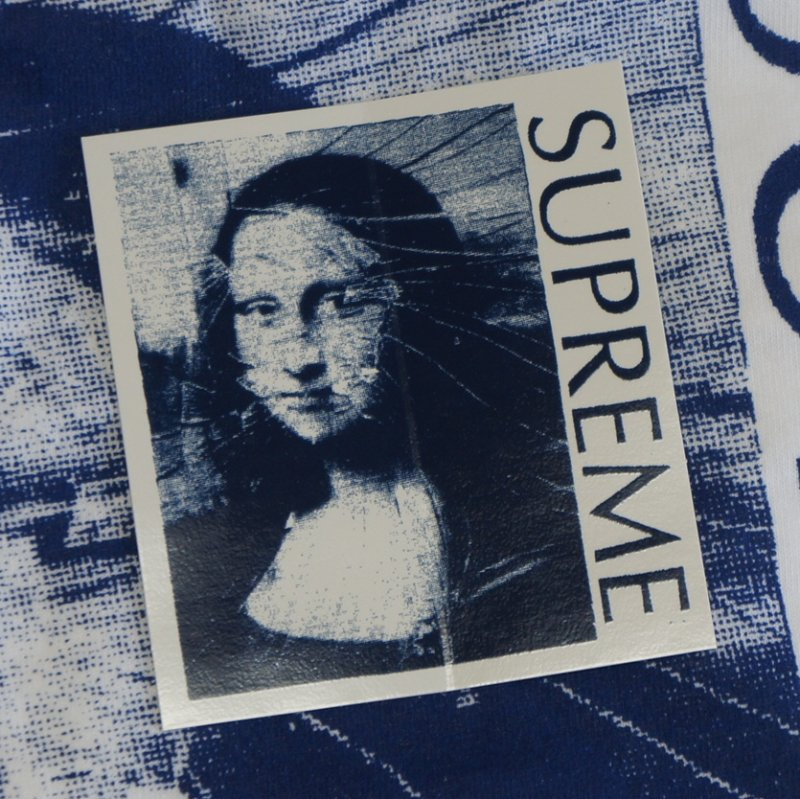 Supreme Mona Lisa Sticker<img class='new_mark_img2' src='https://img.shop-pro.jp/img/new/icons15.gif' style='border:none;display:inline;margin:0px;padding:0px;width:auto;' />