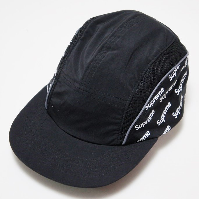 Supreme Diagonal Logo Side Panel Camp Cap<img class='new_mark_img2' src='https://img.shop-pro.jp/img/new/icons47.gif' style='border:none;display:inline;margin:0px;padding:0px;width:auto;' />