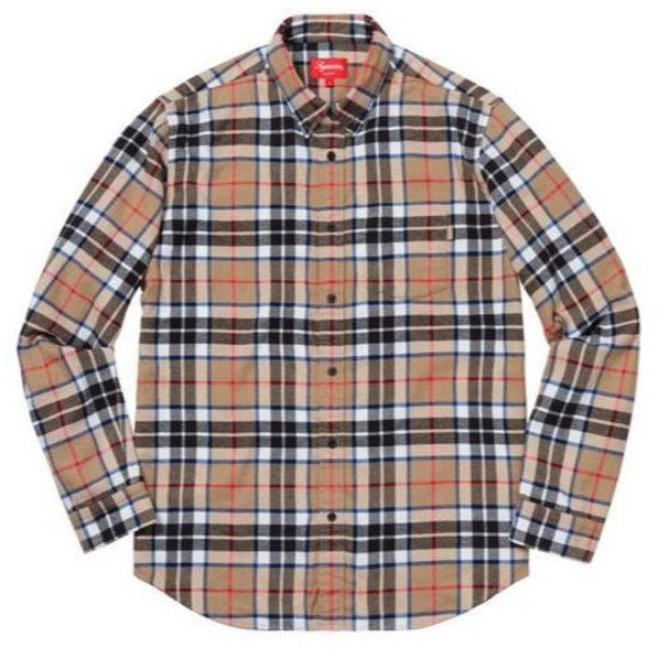 Supreme Tartan L/S Flannel Shirt<img class='new_mark_img2' src='//img.shop-pro.jp/img/new/icons16.gif' style='border:none;display:inline;margin:0px;padding:0px;width:auto;' />