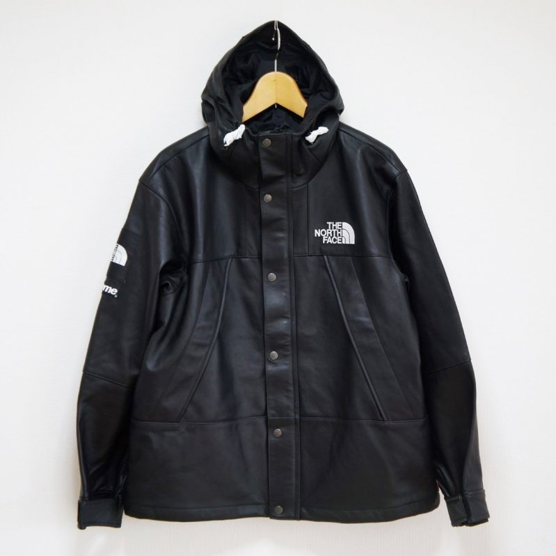 Supreme The North Face Leather Mountain Parka<img class='new_mark_img2' src='https://img.shop-pro.jp/img/new/icons47.gif' style='border:none;display:inline;margin:0px;padding:0px;width:auto;' />