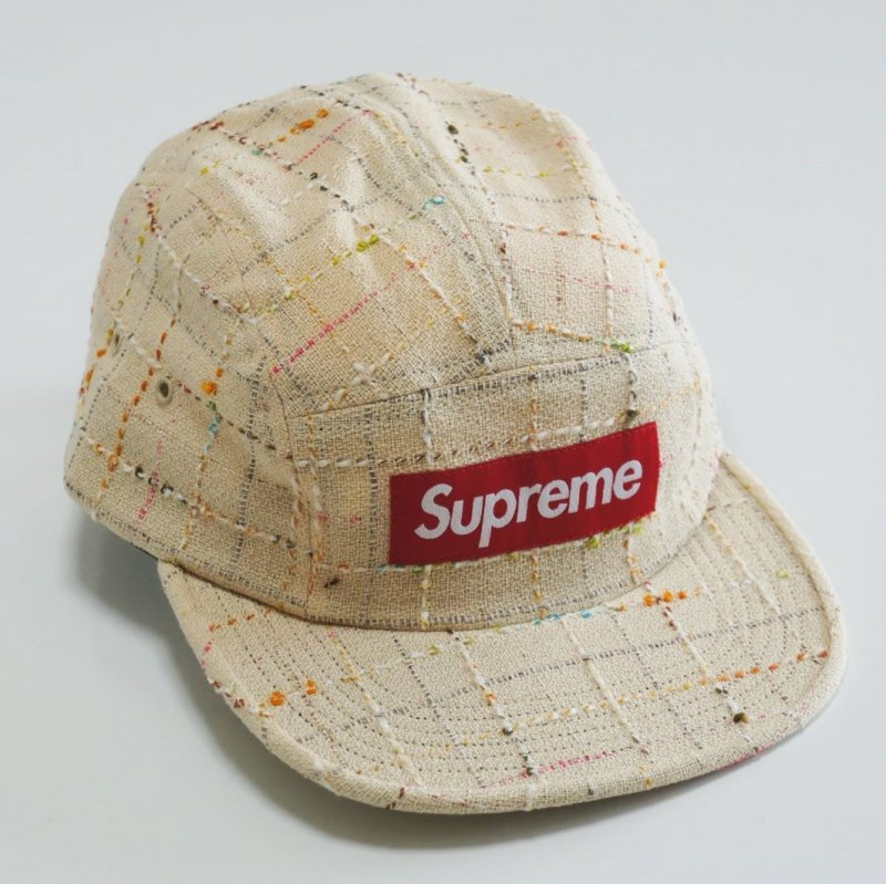 Supreme Boucle Camp Cap<img class='new_mark_img2' src='//img.shop-pro.jp/img/new/icons15.gif' style='border:none;display:inline;margin:0px;padding:0px;width:auto;' />