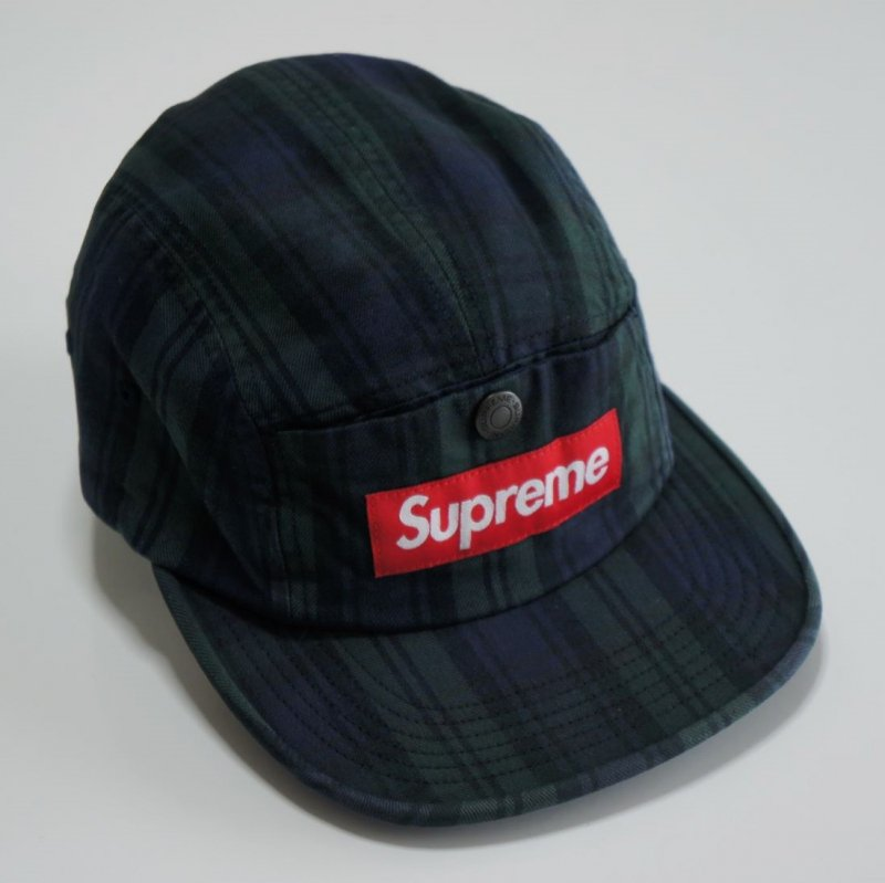 Supreme Snap Button Pocket Camp Cap<img class='new_mark_img2' src='https://img.shop-pro.jp/img/new/icons15.gif' style='border:none;display:inline;margin:0px;padding:0px;width:auto;' />