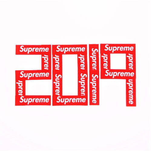 ALL Supreme - 2019 Happy Bag No.2!<img class='new_mark_img2' src='//img.shop-pro.jp/img/new/icons47.gif' style='border:none;display:inline;margin:0px;padding:0px;width:auto;' />