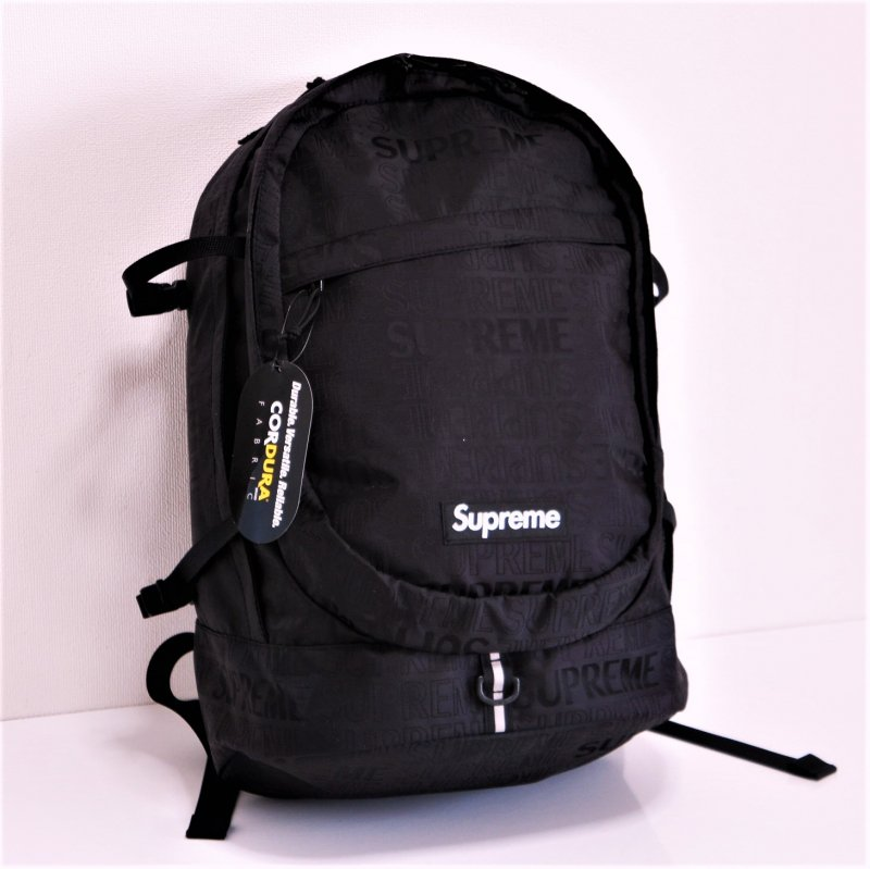 Supreme Back Pack<img class='new_mark_img2' src='https://img.shop-pro.jp/img/new/icons47.gif' style='border:none;display:inline;margin:0px;padding:0px;width:auto;' />