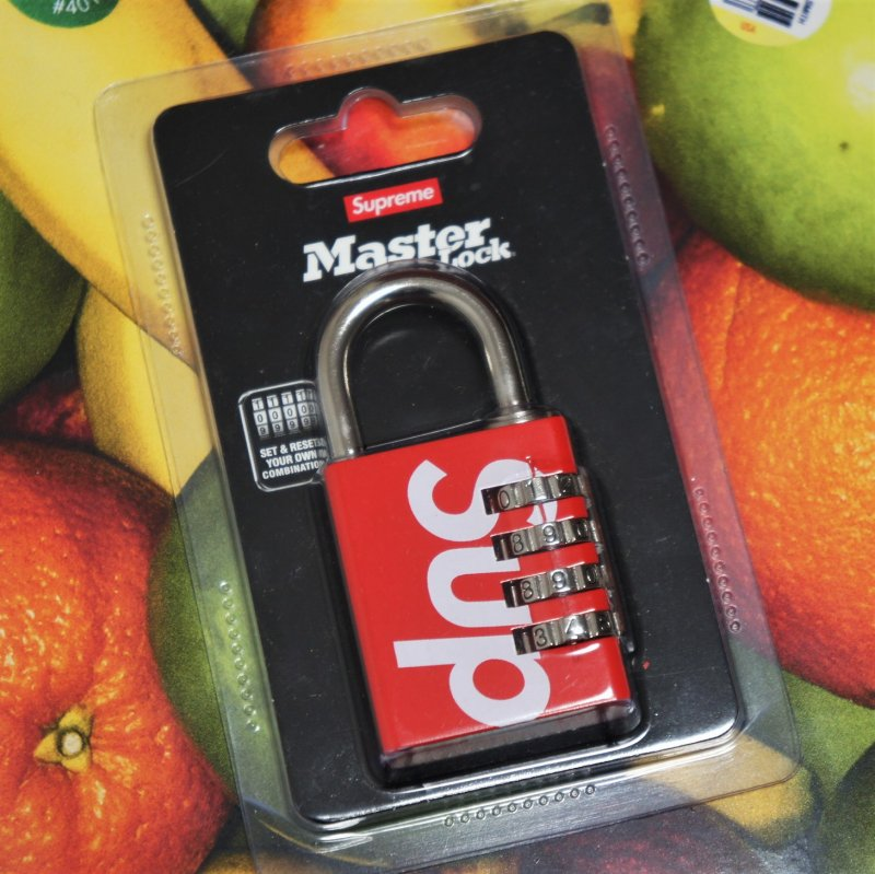 Supreme Master Lock Numeric Combination Lock<img class='new_mark_img2' src='https://img.shop-pro.jp/img/new/icons15.gif' style='border:none;display:inline;margin:0px;padding:0px;width:auto;' />