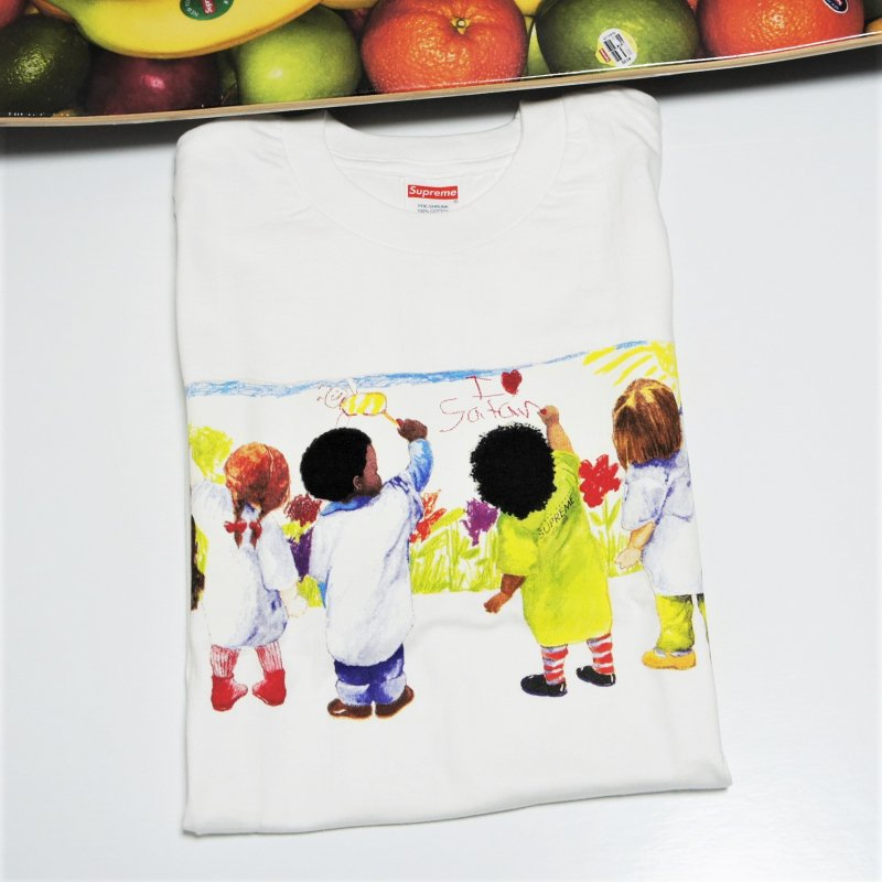 Supreme Kids Tee<img class='new_mark_img2' src='https://img.shop-pro.jp/img/new/icons47.gif' style='border:none;display:inline;margin:0px;padding:0px;width:auto;' />