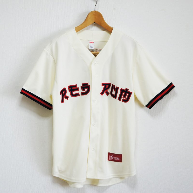 Supreme Red Rum Baseball Jersey<img class='new_mark_img2' src='//img.shop-pro.jp/img/new/icons15.gif' style='border:none;display:inline;margin:0px;padding:0px;width:auto;' />