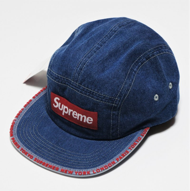 Supreme Worldwide Visor Tape Camp Cap<img class='new_mark_img2' src='https://img.shop-pro.jp/img/new/icons15.gif' style='border:none;display:inline;margin:0px;padding:0px;width:auto;' />