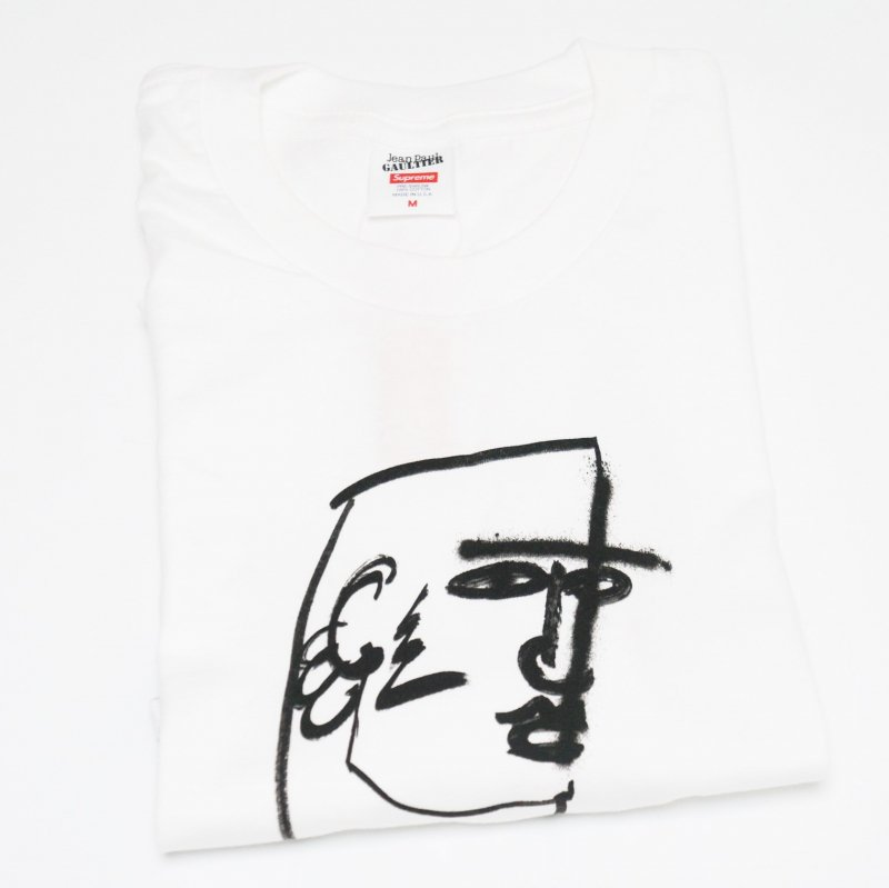 Supreme Jean Paul Gaultier Tee<img class='new_mark_img2' src='https://img.shop-pro.jp/img/new/icons15.gif' style='border:none;display:inline;margin:0px;padding:0px;width:auto;' />