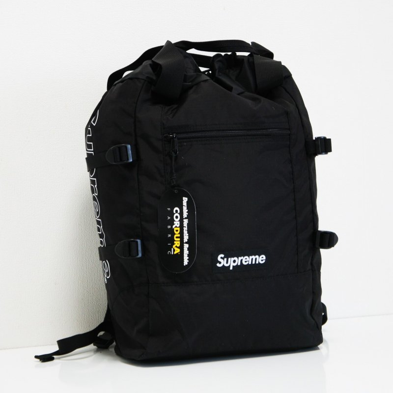 Supreme Tote Backpack<img class='new_mark_img2' src='//img.shop-pro.jp/img/new/icons15.gif' style='border:none;display:inline;margin:0px;padding:0px;width:auto;' />