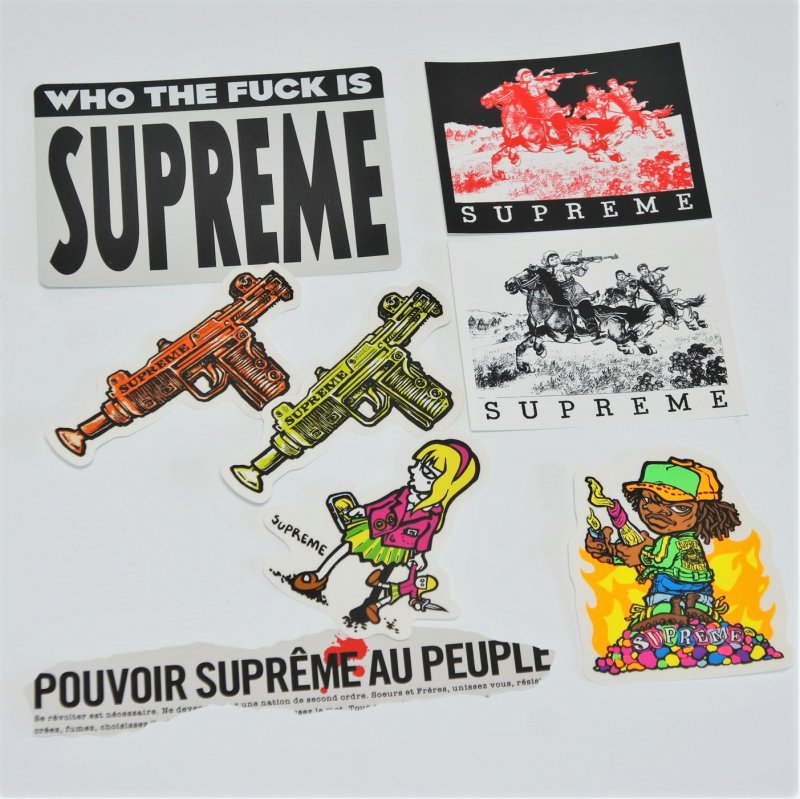 Supreme Spring Tee Sticker 2019 SS<img class='new_mark_img2' src='//img.shop-pro.jp/img/new/icons15.gif' style='border:none;display:inline;margin:0px;padding:0px;width:auto;' />