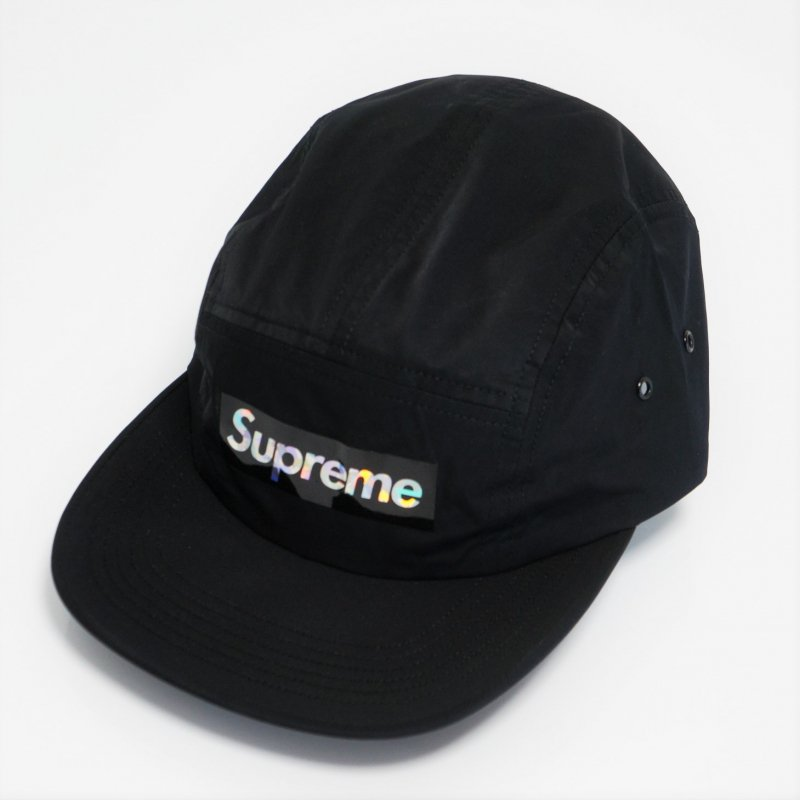 Supreme Holographic Logo Camp Cap<img class='new_mark_img2' src='//img.shop-pro.jp/img/new/icons15.gif' style='border:none;display:inline;margin:0px;padding:0px;width:auto;' />