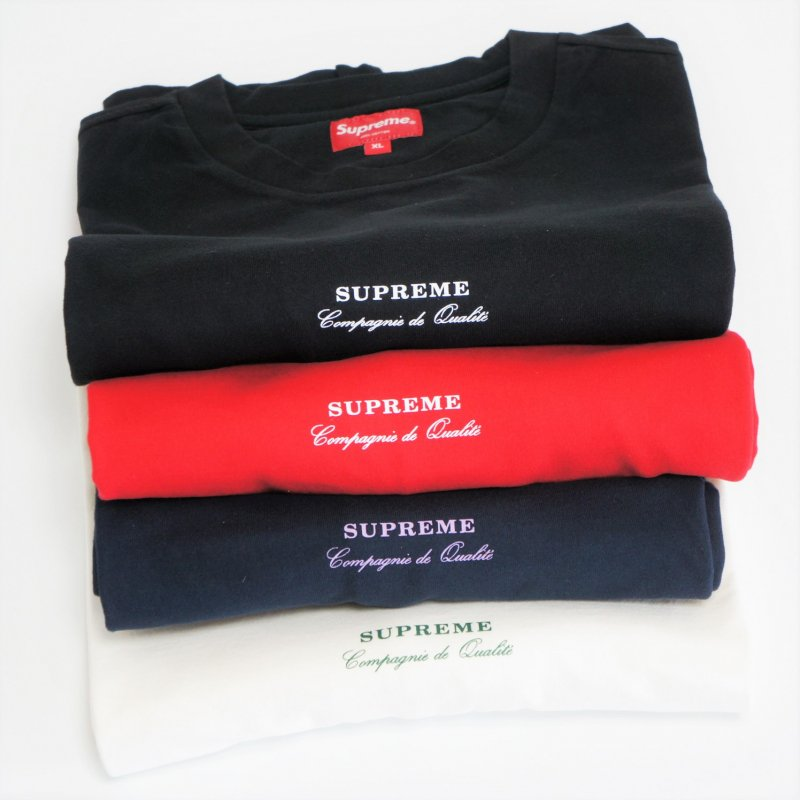 Supreme Qualite Tee<img class='new_mark_img2' src='//img.shop-pro.jp/img/new/icons15.gif' style='border:none;display:inline;margin:0px;padding:0px;width:auto;' />