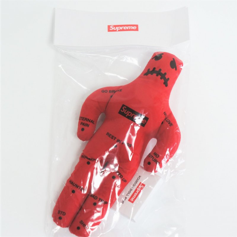 Supreme Voodoo Doll <img class='new_mark_img2' src='//img.shop-pro.jp/img/new/icons15.gif' style='border:none;display:inline;margin:0px;padding:0px;width:auto;' />