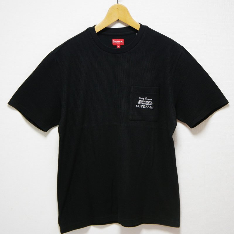 Supreme Waffle Pocket Tee<img class='new_mark_img2' src='https://img.shop-pro.jp/img/new/icons47.gif' style='border:none;display:inline;margin:0px;padding:0px;width:auto;' />