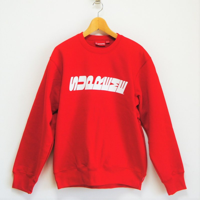 Supreme Breed Crewneck<img class='new_mark_img2' src='https://img.shop-pro.jp/img/new/icons15.gif' style='border:none;display:inline;margin:0px;padding:0px;width:auto;' />