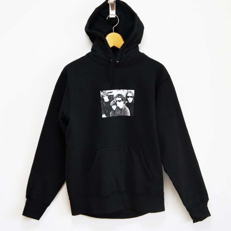 Supreme The Velvet Underground Hooded Sweatshirt<img class='new_mark_img2' src='//img.shop-pro.jp/img/new/icons15.gif' style='border:none;display:inline;margin:0px;padding:0px;width:auto;' />