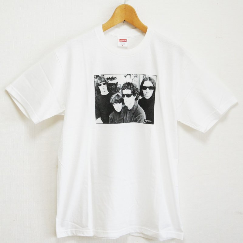Supreme The Velvet Underground Tee<img class='new_mark_img2' src='https://img.shop-pro.jp/img/new/icons15.gif' style='border:none;display:inline;margin:0px;padding:0px;width:auto;' />