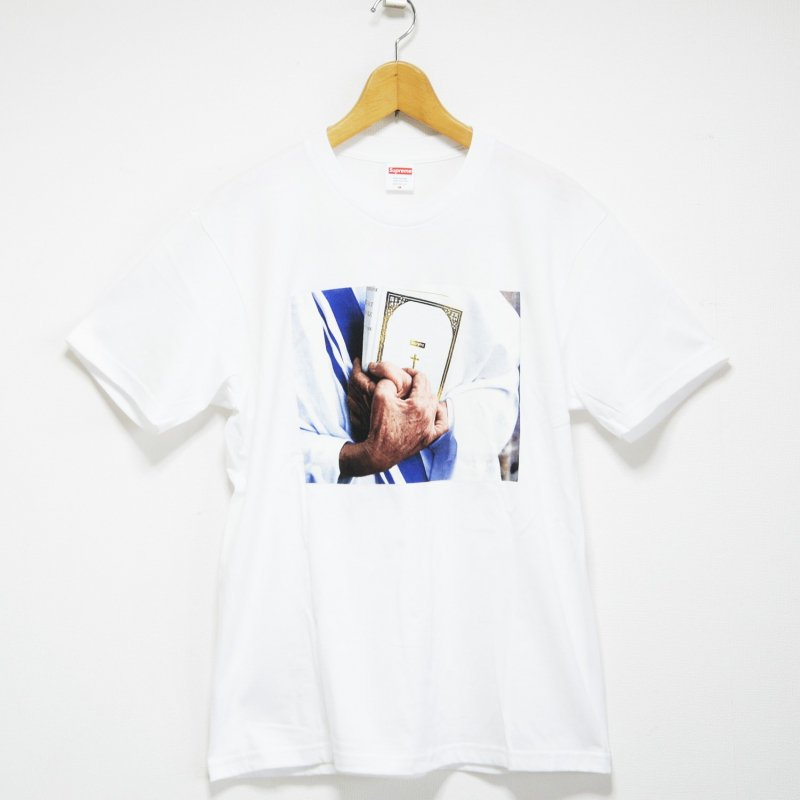 Supreme Bible Tee<img class='new_mark_img2' src='//img.shop-pro.jp/img/new/icons15.gif' style='border:none;display:inline;margin:0px;padding:0px;width:auto;' />