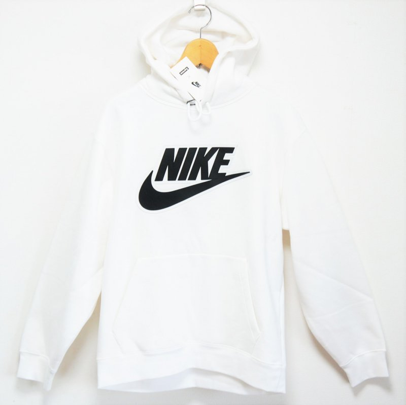 Supreme Nike Leather Appliqué Hooded Sweatshirt<img class='new_mark_img2' src='//img.shop-pro.jp/img/new/icons15.gif' style='border:none;display:inline;margin:0px;padding:0px;width:auto;' />