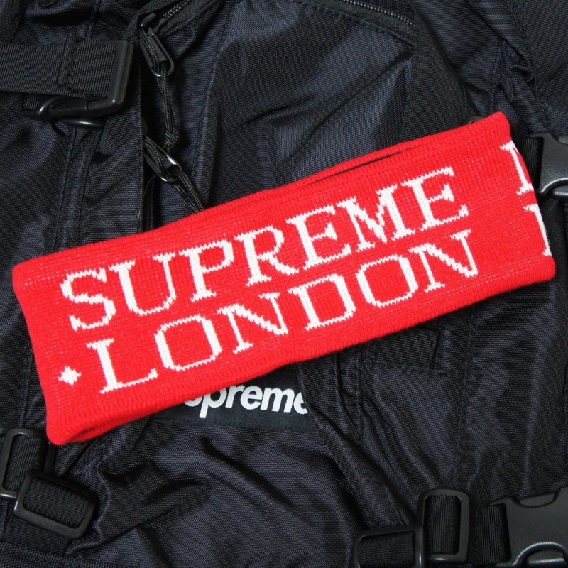 Supreme International Headband<img class='new_mark_img2' src='//img.shop-pro.jp/img/new/icons15.gif' style='border:none;display:inline;margin:0px;padding:0px;width:auto;' />
