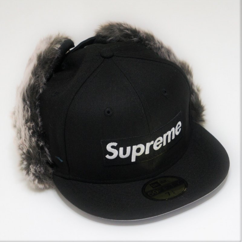 Supreme Earflap New Era<img class='new_mark_img2' src='//img.shop-pro.jp/img/new/icons15.gif' style='border:none;display:inline;margin:0px;padding:0px;width:auto;' />