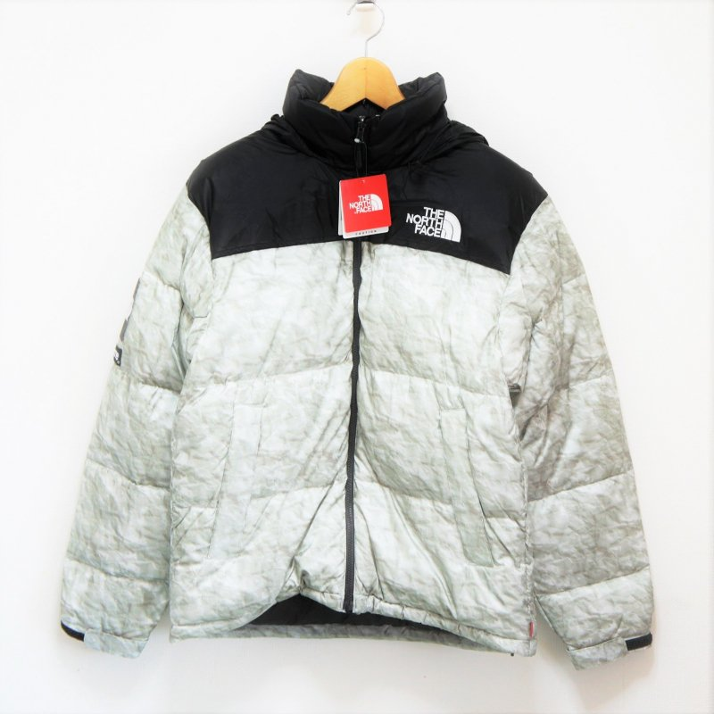 Supreme The North Face Paper Print Nuptse Jacket<img class='new_mark_img2' src='https://img.shop-pro.jp/img/new/icons47.gif' style='border:none;display:inline;margin:0px;padding:0px;width:auto;' />