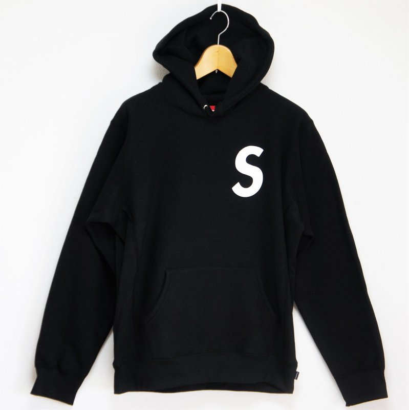 Supreme S Logo Hooded Sweatshirt<img class='new_mark_img2' src='https://img.shop-pro.jp/img/new/icons15.gif' style='border:none;display:inline;margin:0px;padding:0px;width:auto;' />