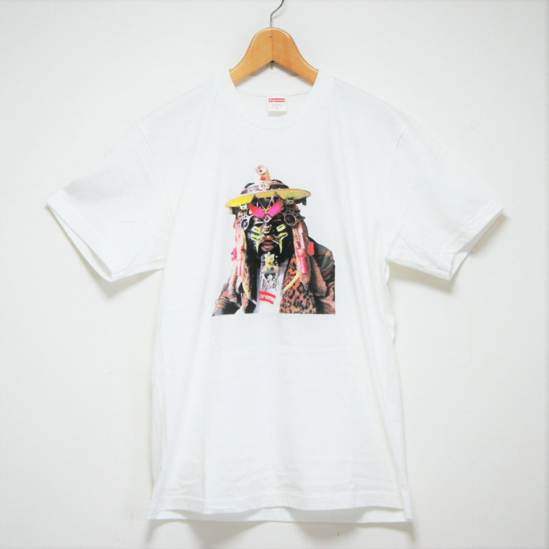 Supreme® / Rammellzee Tee<img class='new_mark_img2' src='//img.shop-pro.jp/img/new/icons15.gif' style='border:none;display:inline;margin:0px;padding:0px;width:auto;' />