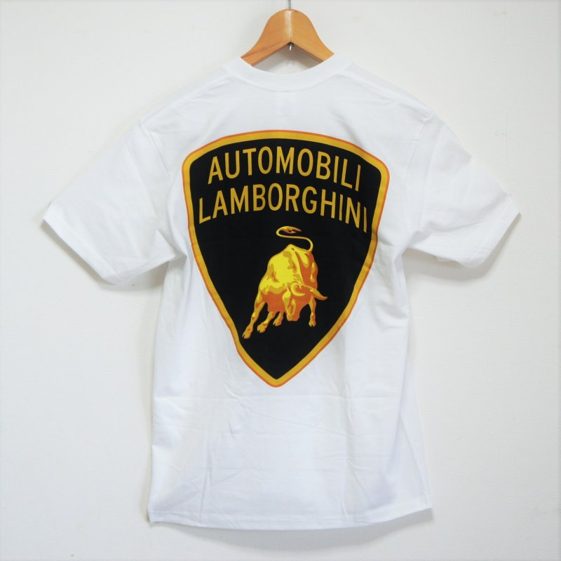 Supreme®/Automobili Lamborghini Tee<img class='new_mark_img2' src='//img.shop-pro.jp/img/new/icons15.gif' style='border:none;display:inline;margin:0px;padding:0px;width:auto;' />