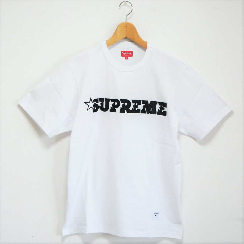 Supreme Star Logo S/S Top<img class='new_mark_img2' src='https://img.shop-pro.jp/img/new/icons47.gif' style='border:none;display:inline;margin:0px;padding:0px;width:auto;' />