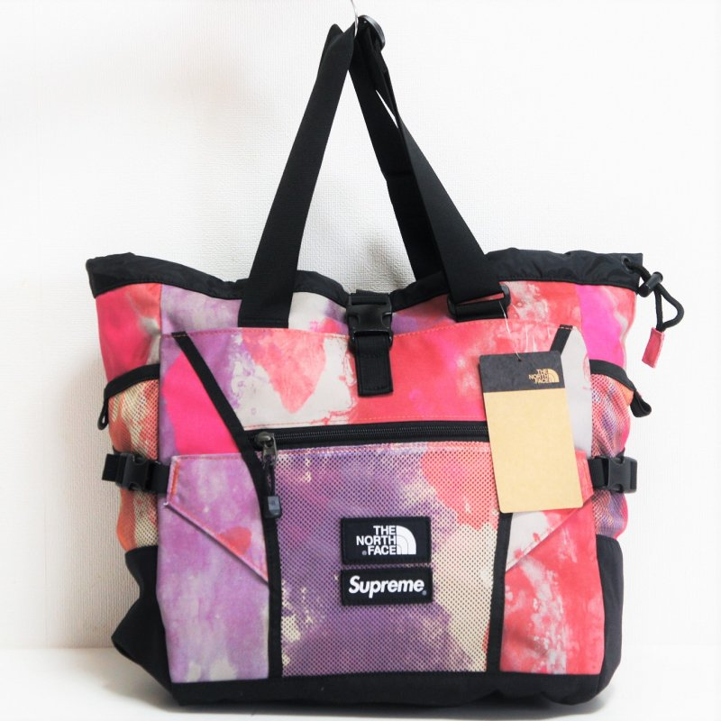 Supreme The North Face Adventure Tote<img class='new_mark_img2' src='//img.shop-pro.jp/img/new/icons15.gif' style='border:none;display:inline;margin:0px;padding:0px;width:auto;' />