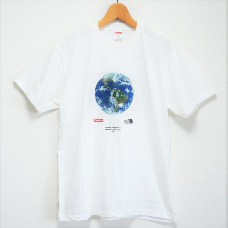 Supreme The North Face One World Tee<img class='new_mark_img2' src='//img.shop-pro.jp/img/new/icons15.gif' style='border:none;display:inline;margin:0px;padding:0px;width:auto;' />