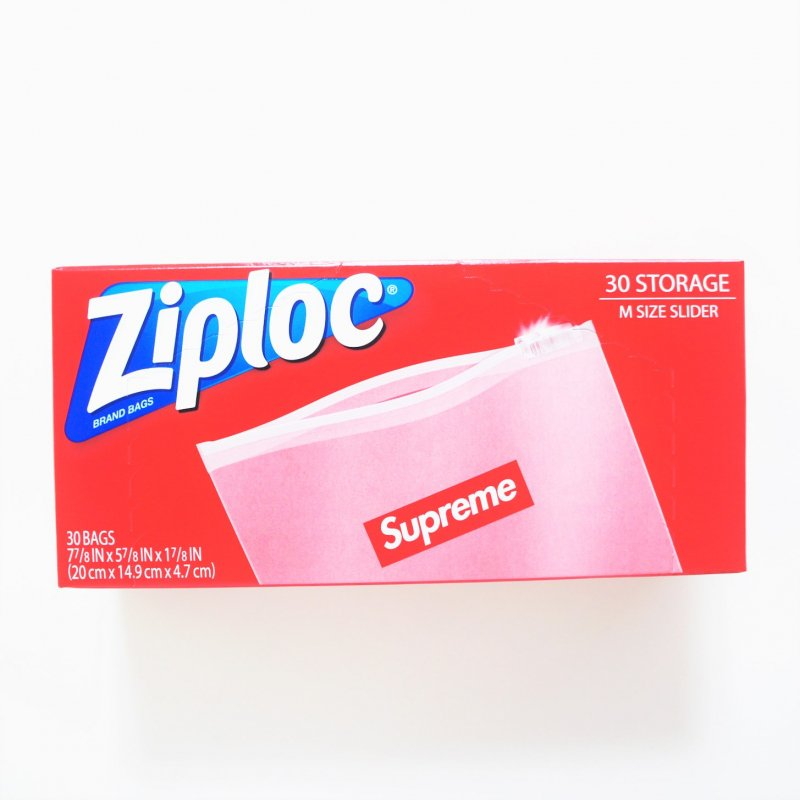 Supreme®/Ziploc® Bags<img class='new_mark_img2' src='//img.shop-pro.jp/img/new/icons15.gif' style='border:none;display:inline;margin:0px;padding:0px;width:auto;' />