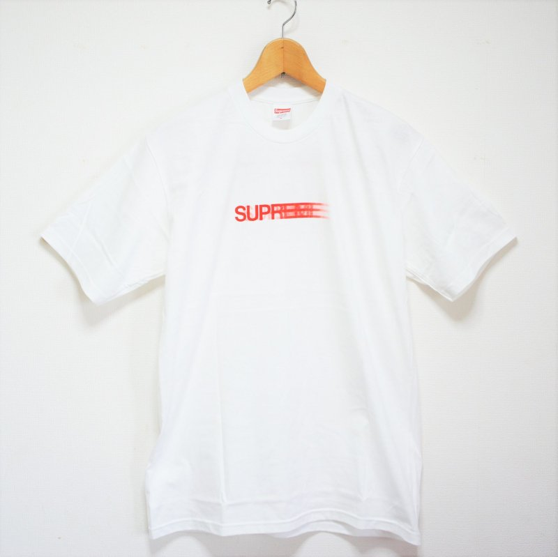 Supreme Motion Logo Tee<img class='new_mark_img2' src='https://img.shop-pro.jp/img/new/icons15.gif' style='border:none;display:inline;margin:0px;padding:0px;width:auto;' />