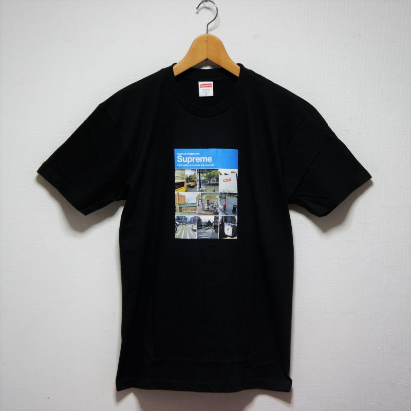 Supreme Verify Tee <img class='new_mark_img2' src='https://img.shop-pro.jp/img/new/icons15.gif' style='border:none;display:inline;margin:0px;padding:0px;width:auto;' />