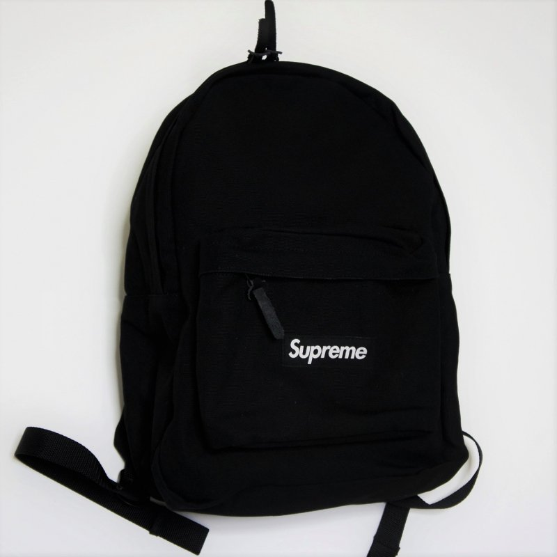 Supreme Canvas Backpack<img class='new_mark_img2' src='https://img.shop-pro.jp/img/new/icons15.gif' style='border:none;display:inline;margin:0px;padding:0px;width:auto;' />