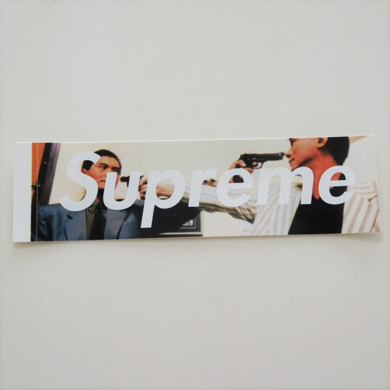 Supreme THE KILLER TRUST Box Logo Sticker<img class='new_mark_img2' src='https://img.shop-pro.jp/img/new/icons15.gif' style='border:none;display:inline;margin:0px;padding:0px;width:auto;' />