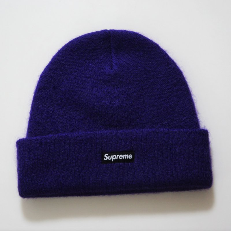 Supreme Mohair Beanie <img class='new_mark_img2' src='https://img.shop-pro.jp/img/new/icons15.gif' style='border:none;display:inline;margin:0px;padding:0px;width:auto;' />
