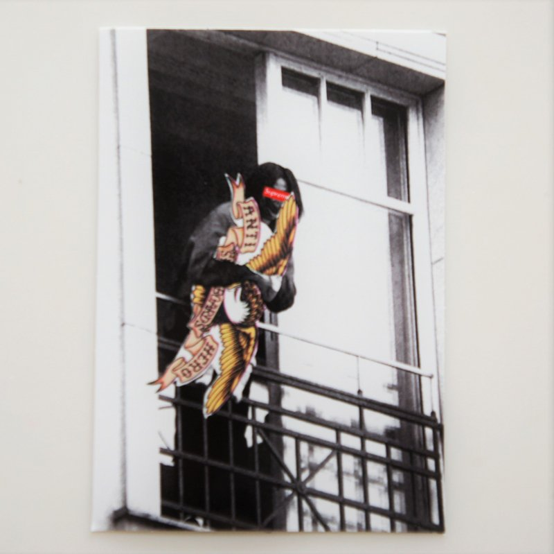 Supreme ANTIHERO Balcony Sticker<img class='new_mark_img2' src='https://img.shop-pro.jp/img/new/icons15.gif' style='border:none;display:inline;margin:0px;padding:0px;width:auto;' />