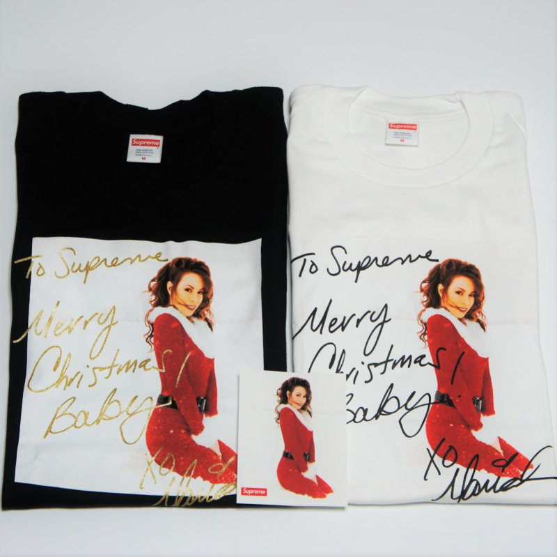 Supreme Mariah Carey Tee<img class='new_mark_img2' src='https://img.shop-pro.jp/img/new/icons15.gif' style='border:none;display:inline;margin:0px;padding:0px;width:auto;' />