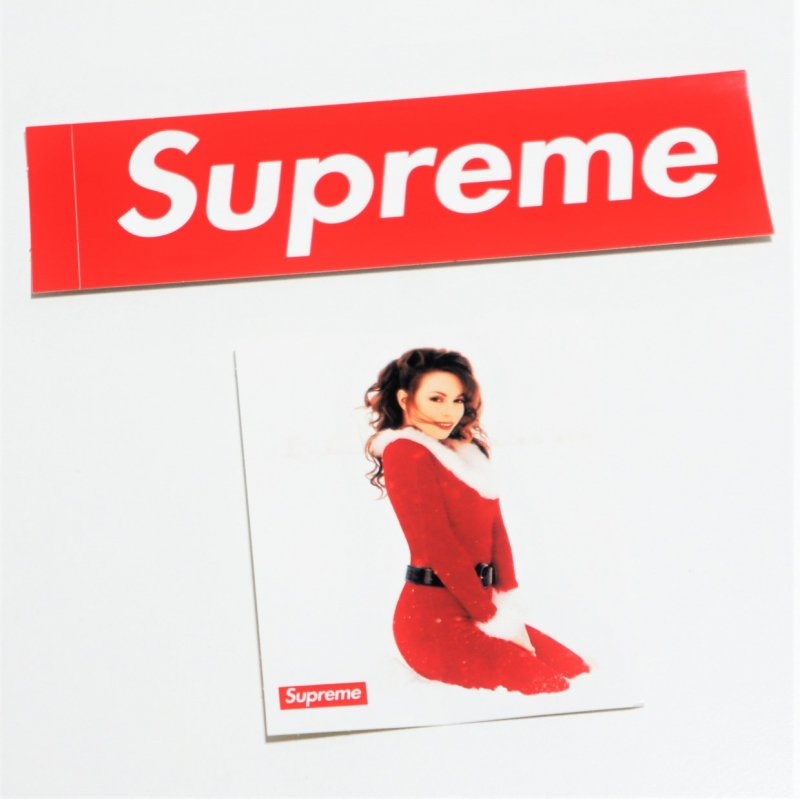Supreme Mariah Carey Sticker<img class='new_mark_img2' src='https://img.shop-pro.jp/img/new/icons15.gif' style='border:none;display:inline;margin:0px;padding:0px;width:auto;' />