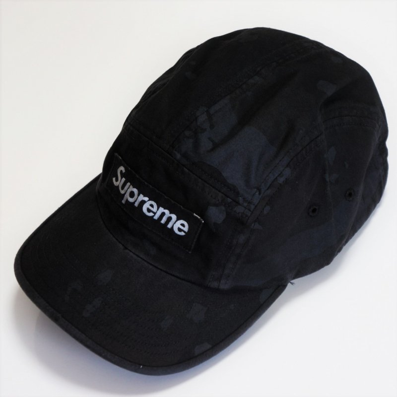 Supreme Overdyed Camo Camp Cap<img class='new_mark_img2' src='https://img.shop-pro.jp/img/new/icons15.gif' style='border:none;display:inline;margin:0px;padding:0px;width:auto;' />
