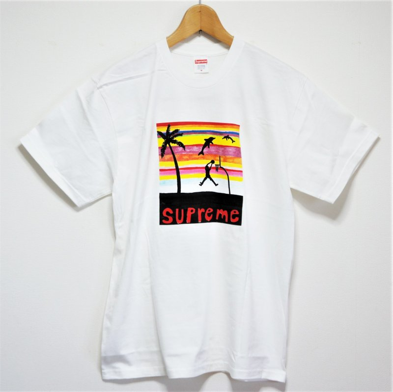 Supreme Dunk Tee<img class='new_mark_img2' src='https://img.shop-pro.jp/img/new/icons15.gif' style='border:none;display:inline;margin:0px;padding:0px;width:auto;' />